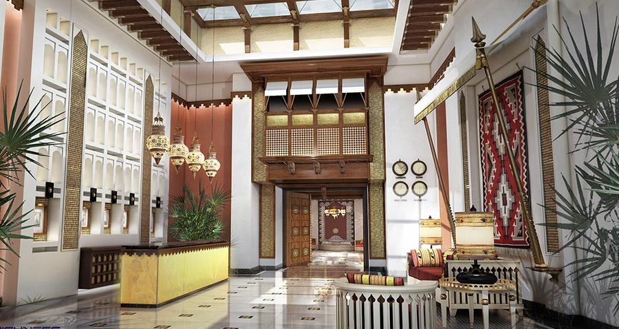 Souq Waqif Hotel, Doha, Qatar
